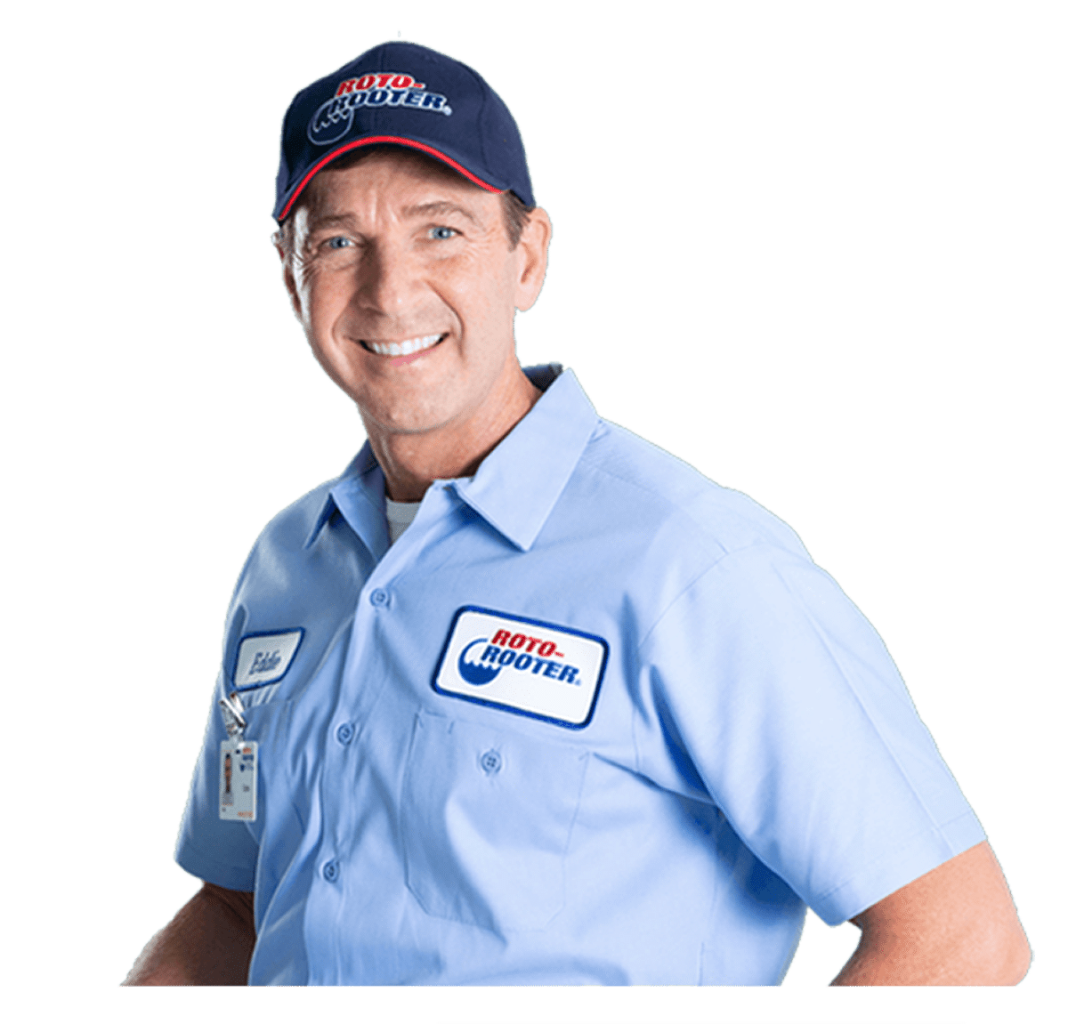 Roto Rooter technician